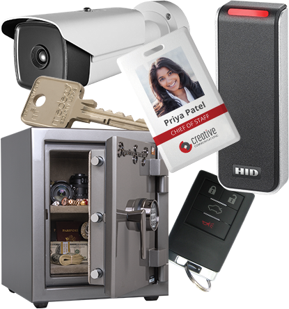 Locksmith and Security Products